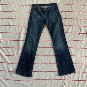 Citizens of Humanity Kelly #001 Bootcut Size 25